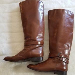 Charles David knee high boots